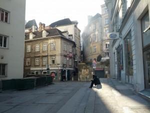 Hafnersteig, Wien