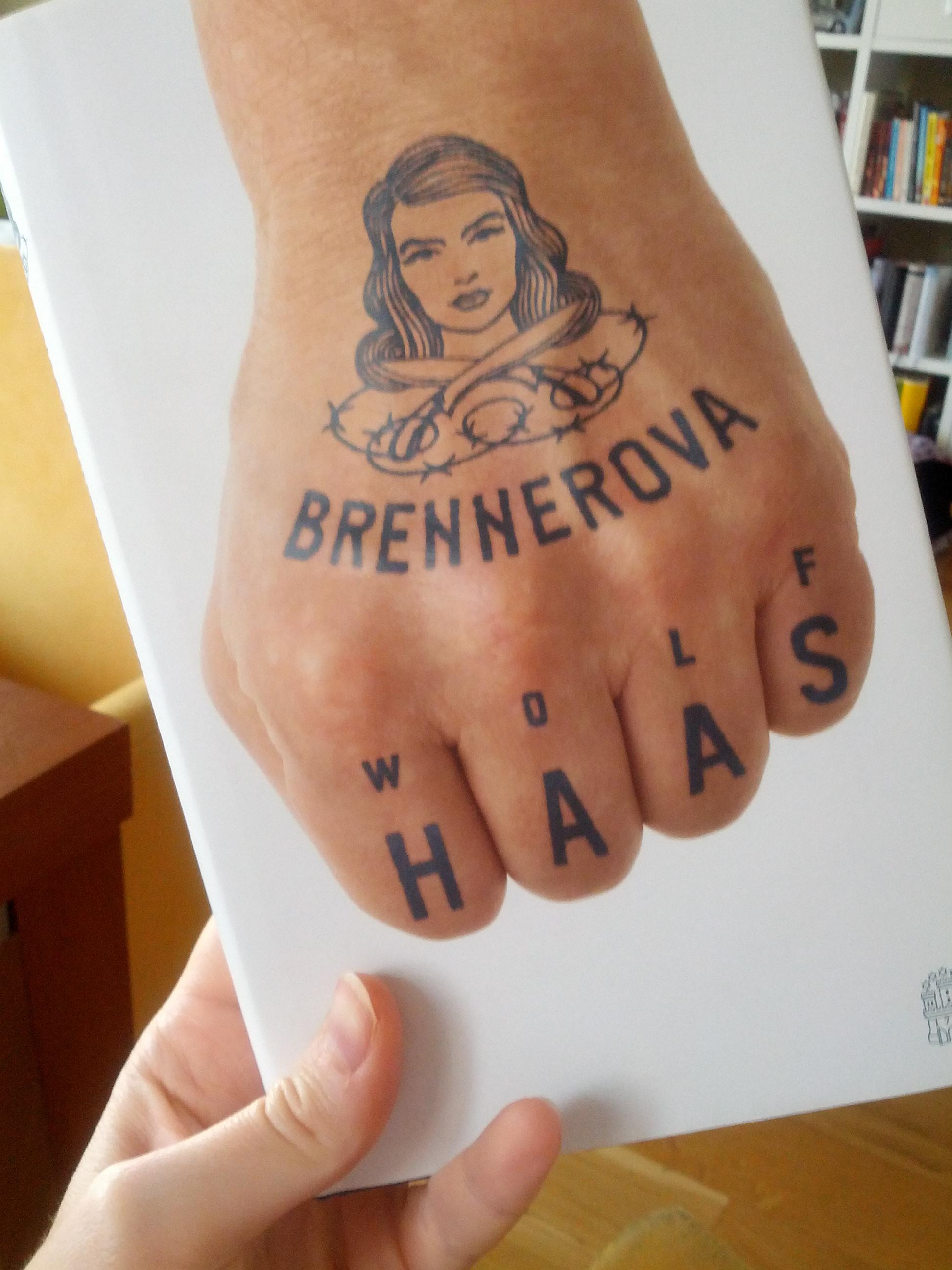 Wolf Haas: Brennerova